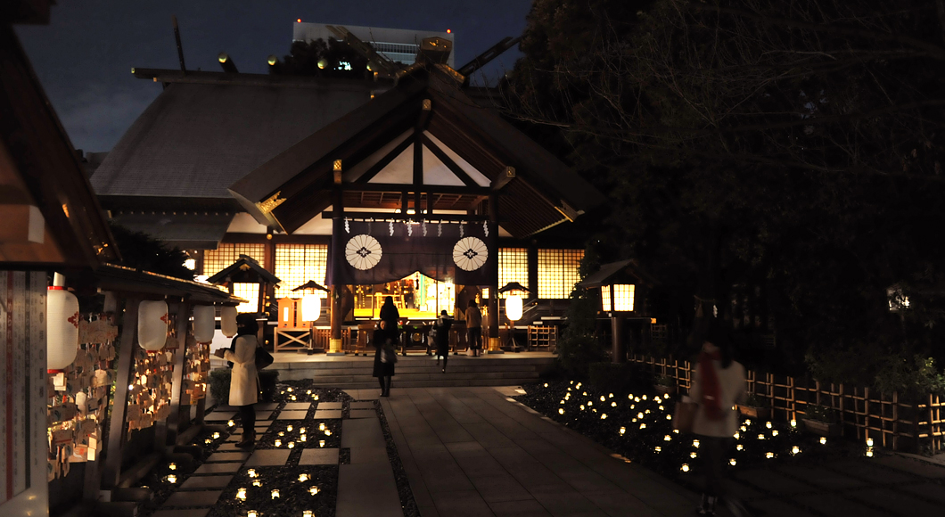 東京大神宮ってどこにあるの